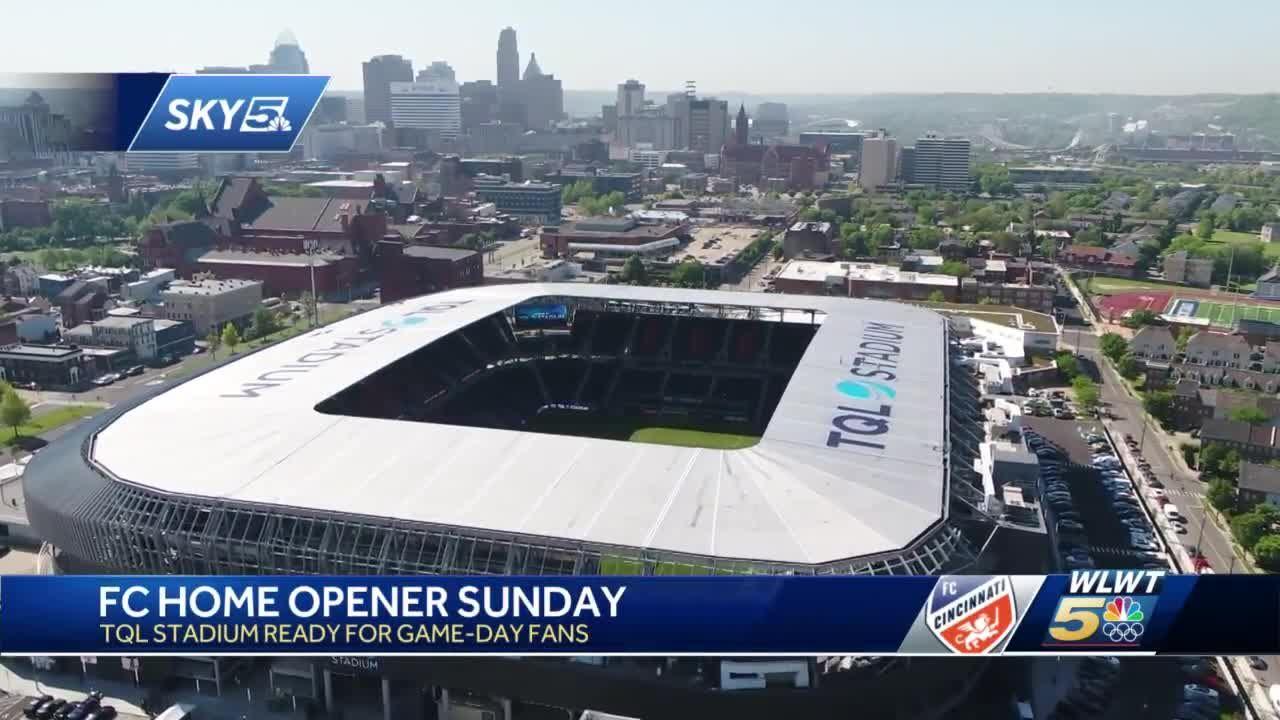 FC home opener Sunday