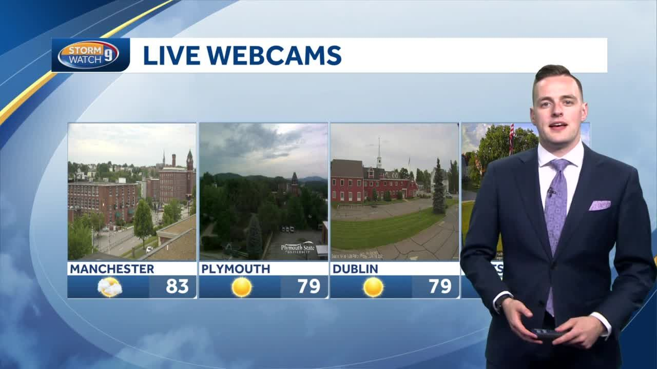 Watch: Some storms Saturday