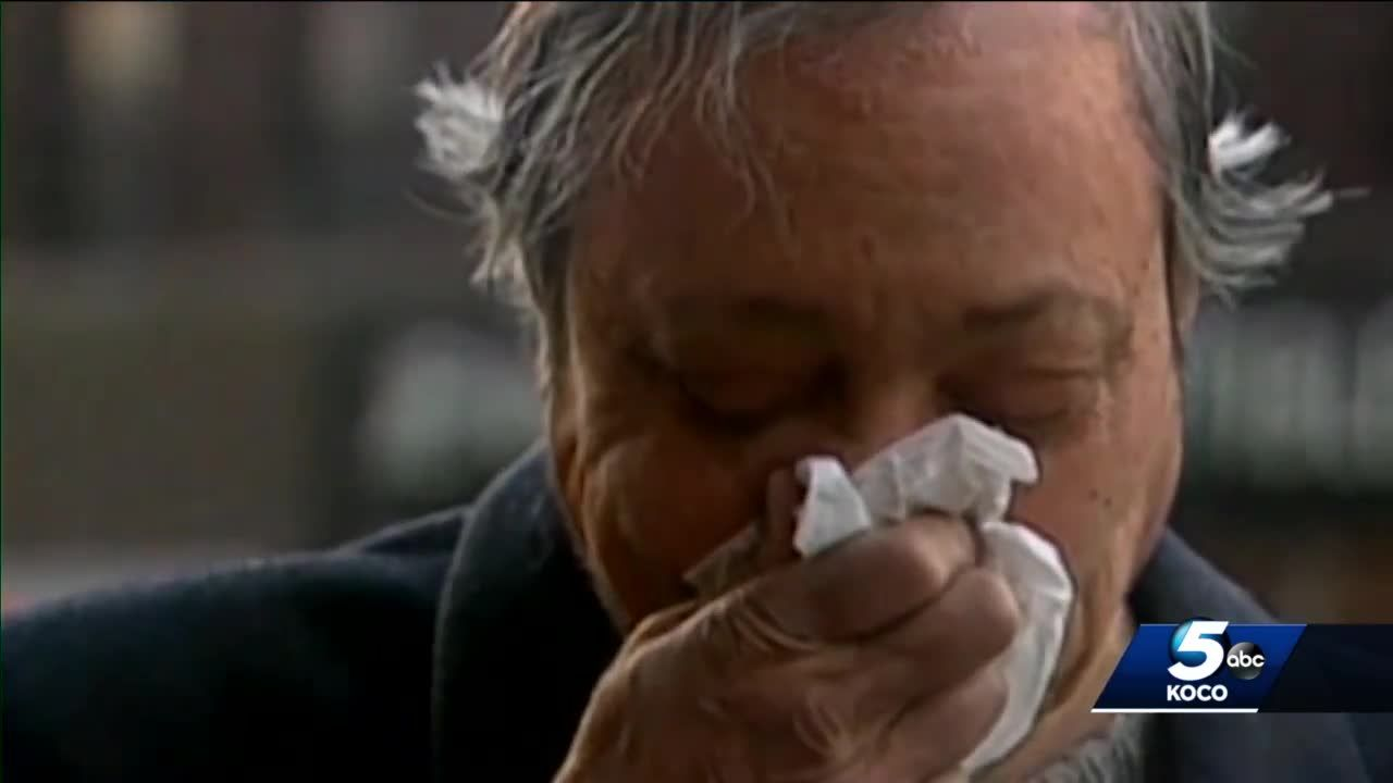 Are those sniffles and sneezes allergies or COVID-19?
