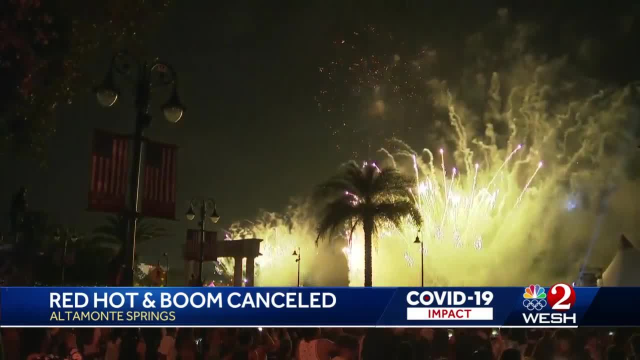 Red Hot & Boom canceled in Altamonte Springs