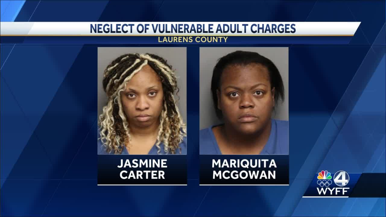 Women arrested after strapping woman to toilet, SLED says
