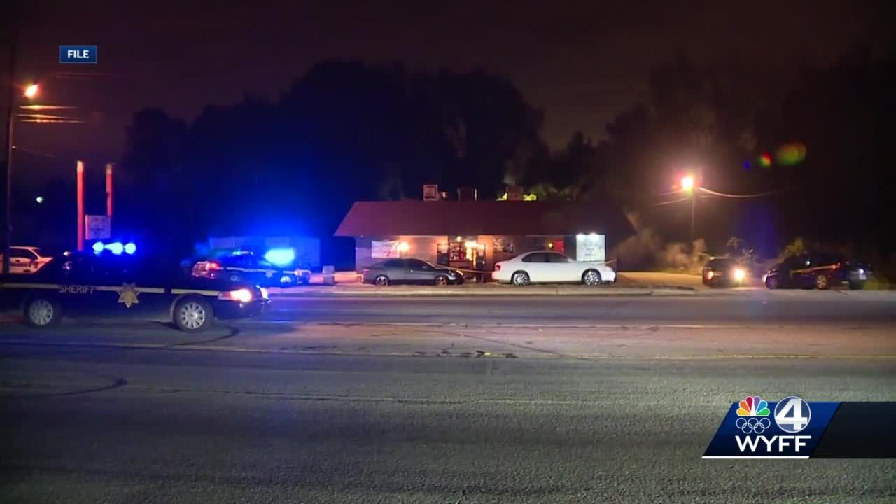 Coroner identifies man shot at Greenville County club
