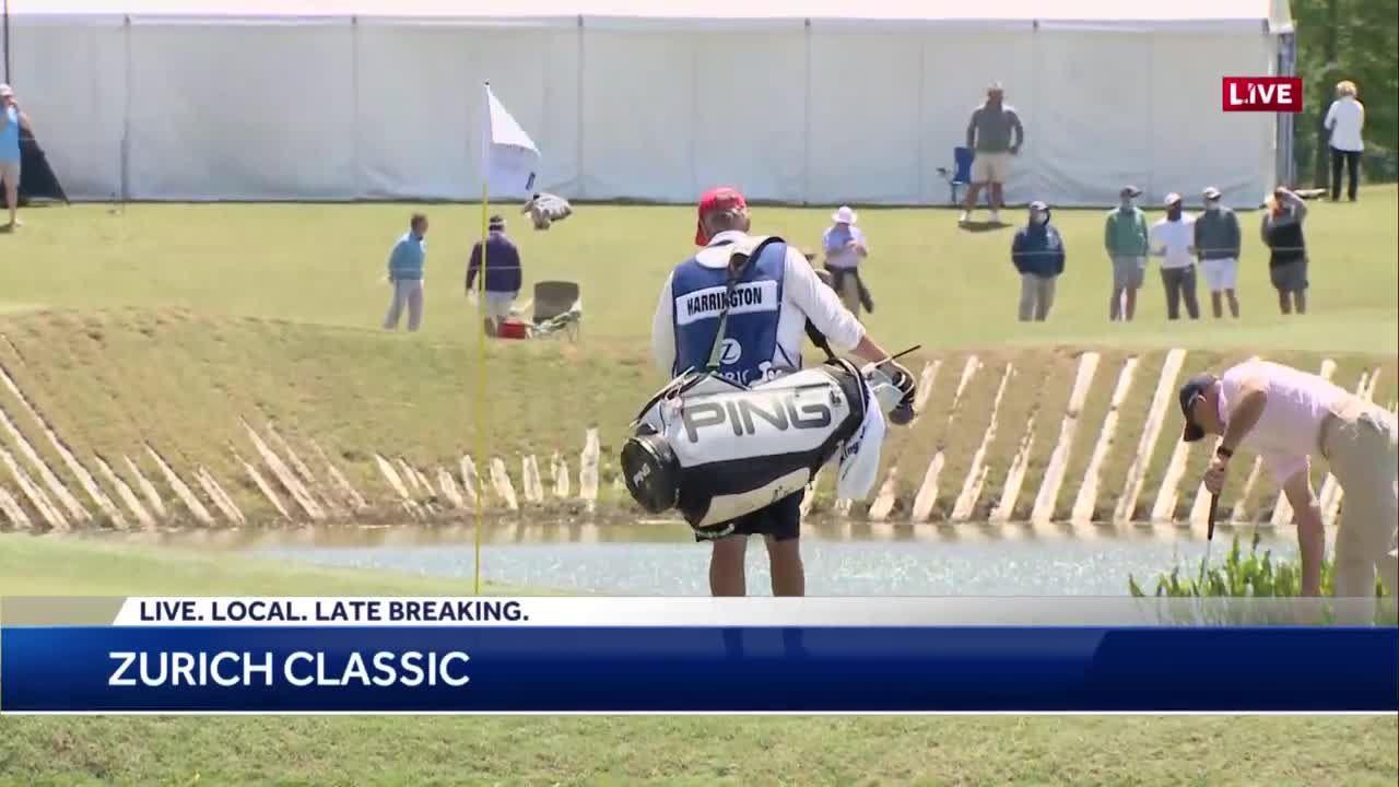 First round of Zurich Classic underway