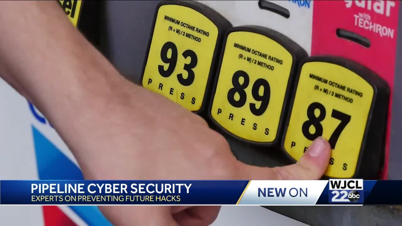 Pipeline Cyber Security