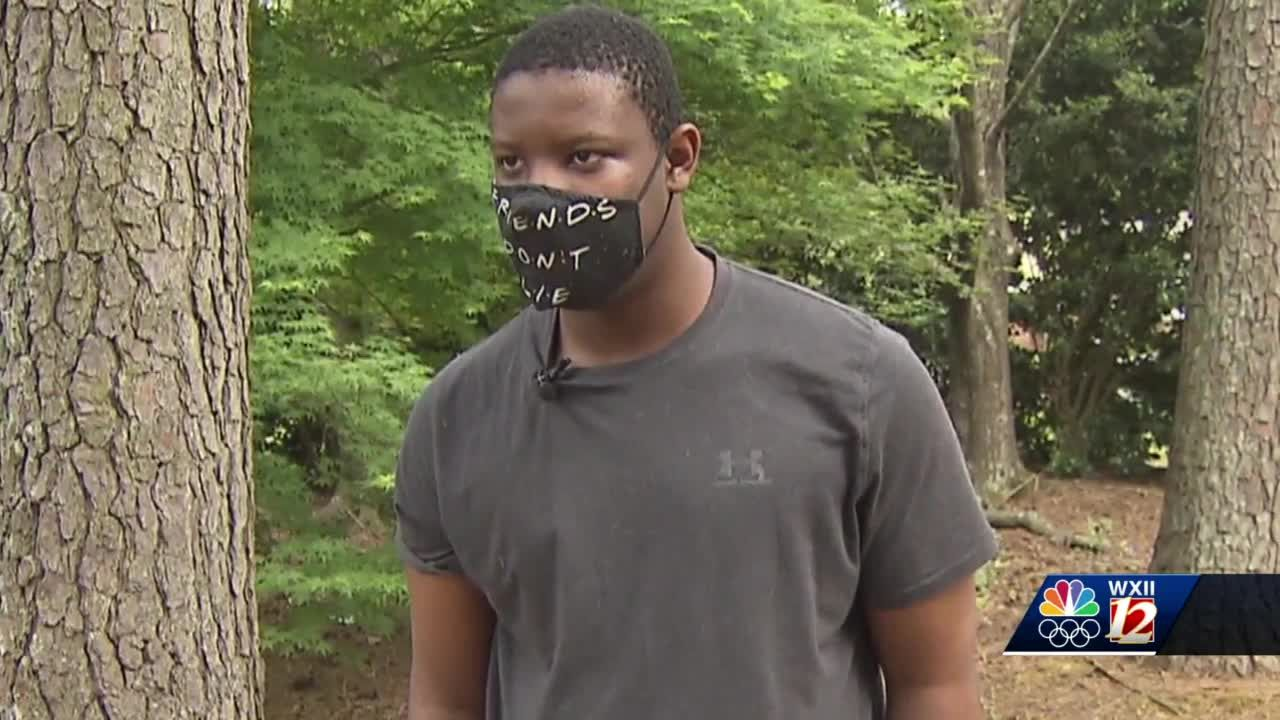 North Carolina teenager prompts 911 calls after practicing ROTC routine outside