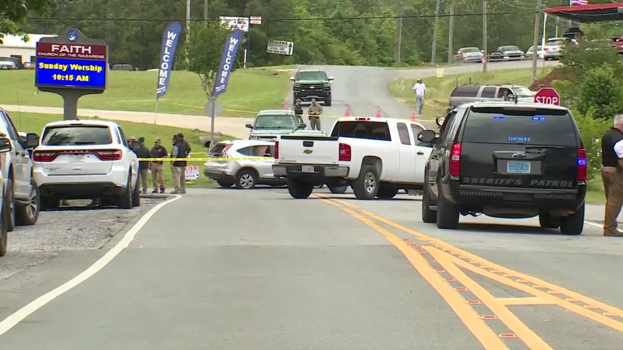 ALEA investigating in Blount County after chase, shooting