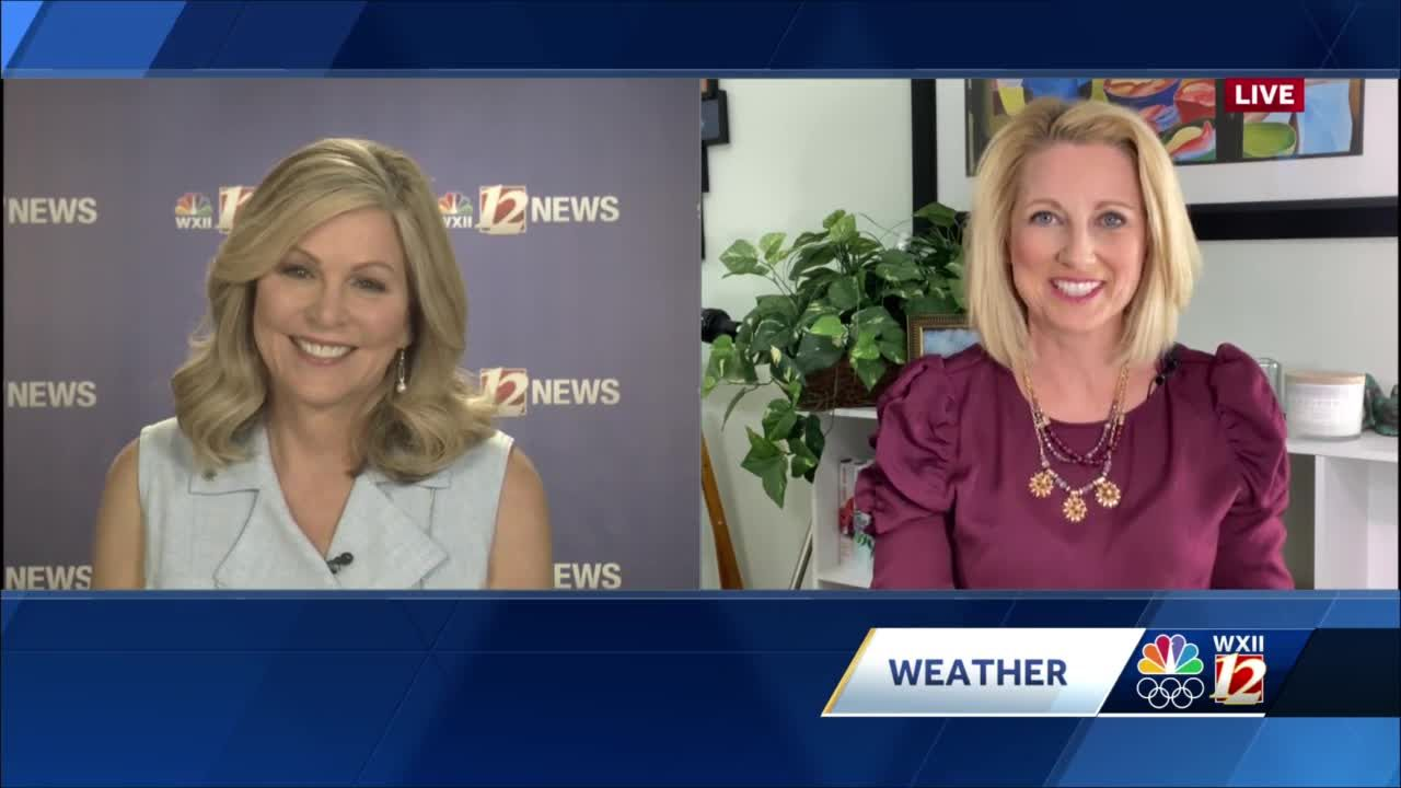 WATCH: Impact Day For A Red Flag Warning Today Plus Freeze Warnings Overnight- Alert Day Thursday!
