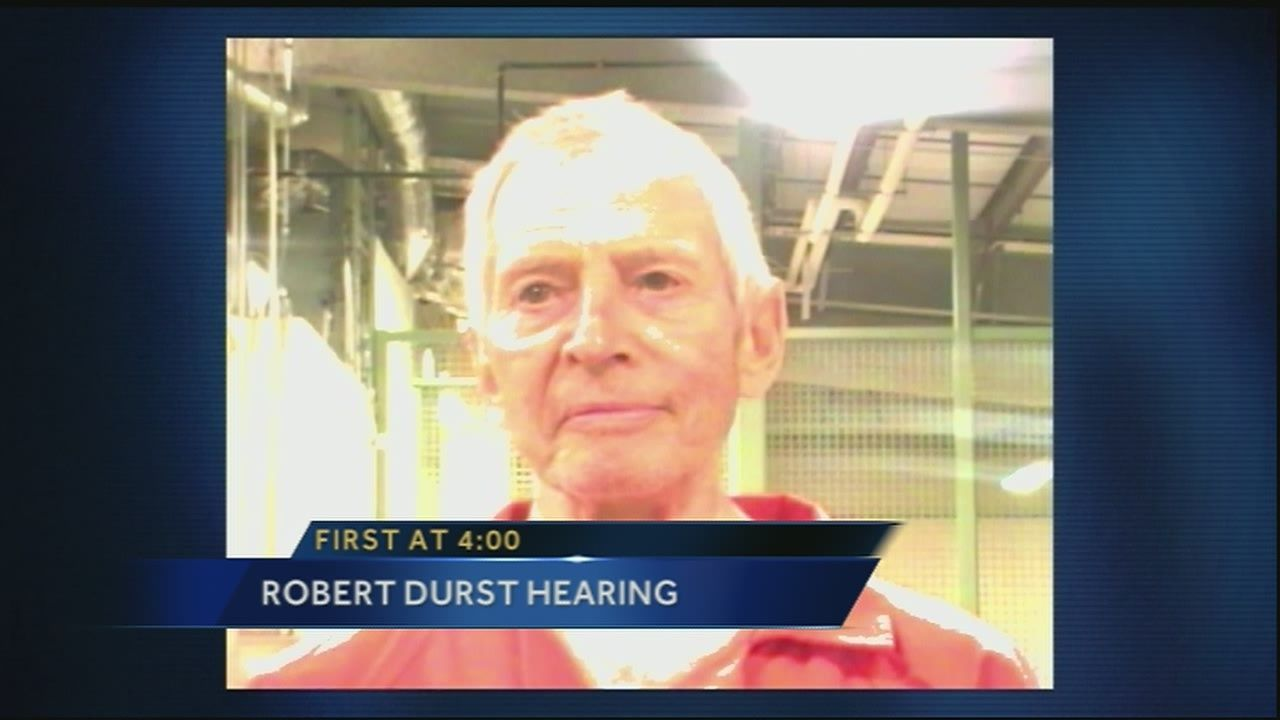 Durst waives extradition, will return to California