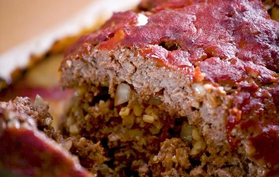 The Meatloaf That Will Satisfy Your Cravings Without the Calories