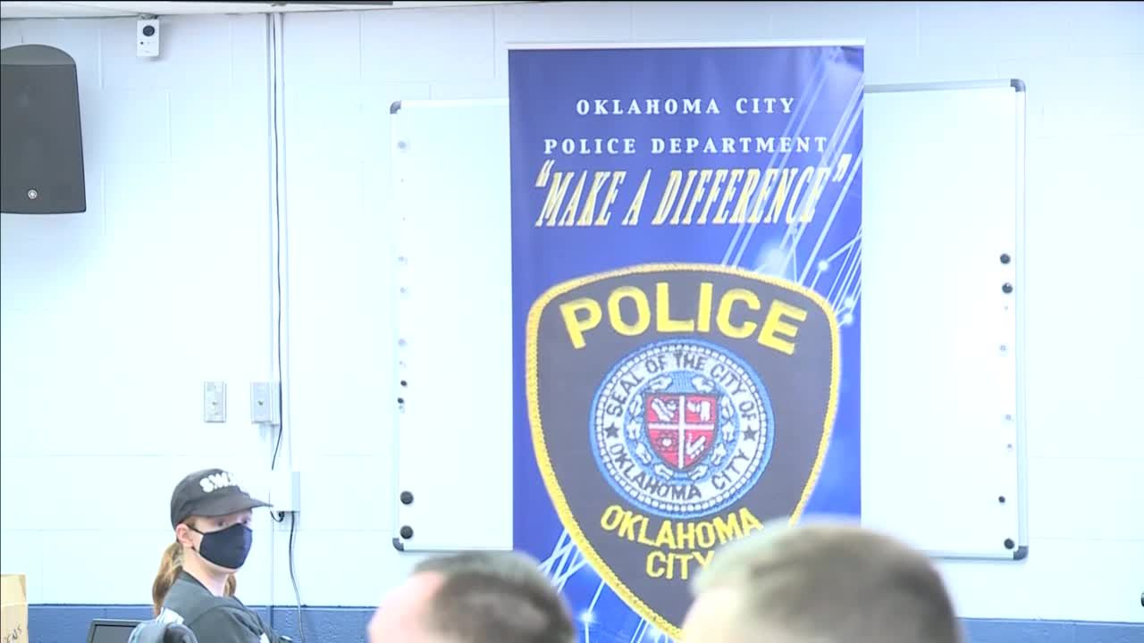 OKC police hold job fair after overcoming recent obstacles