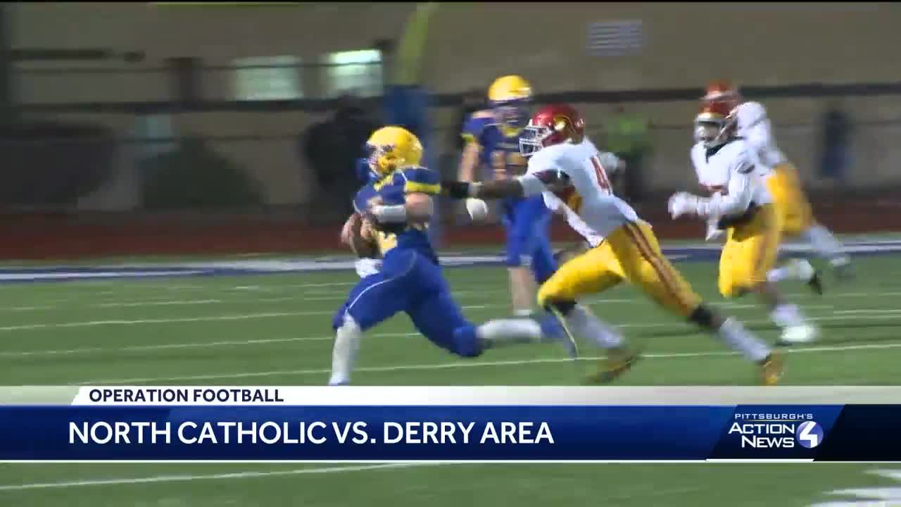 Operation Football Derry Area Pulls Off Big Comeback Against North