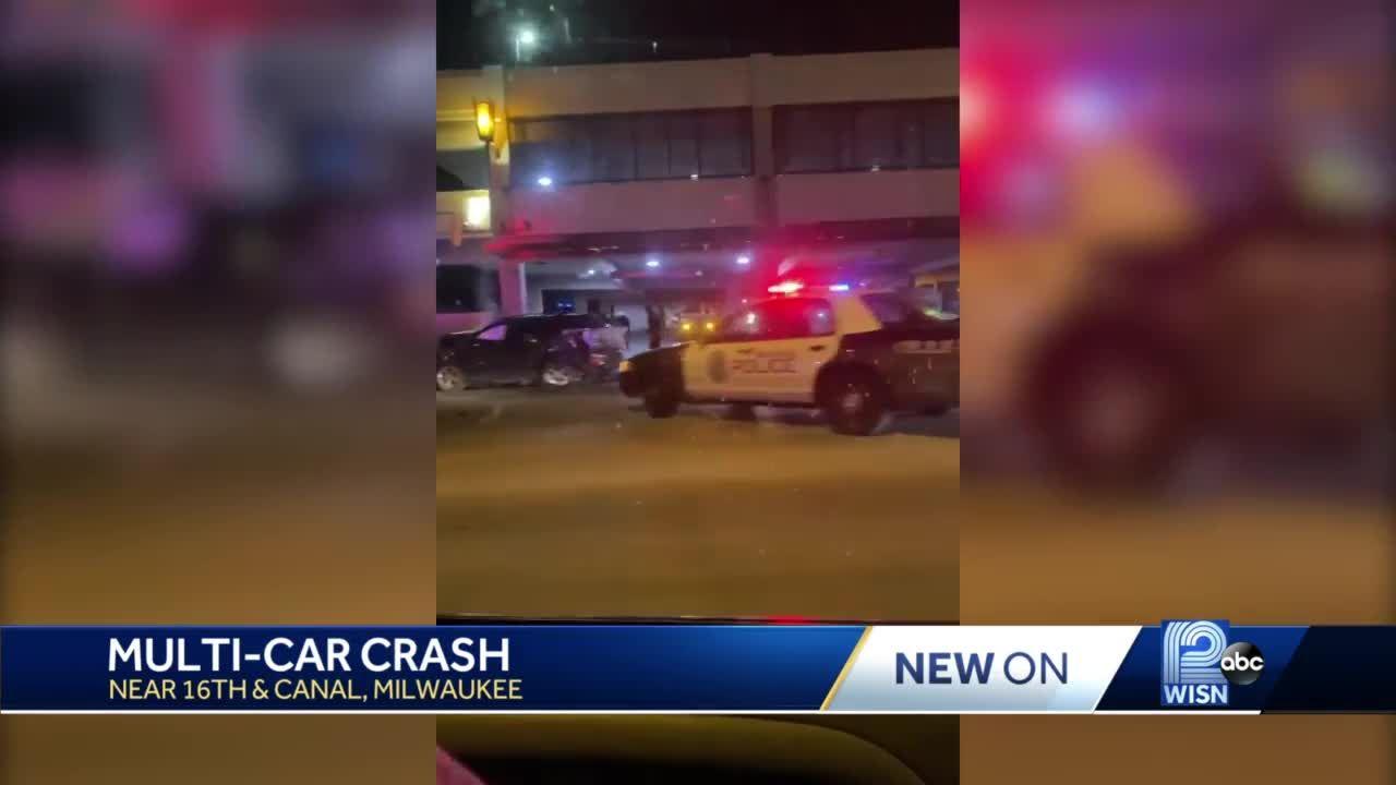 Multi-Car Crash