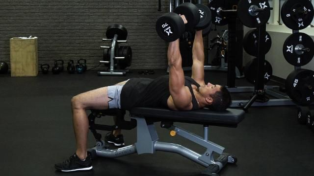 Start Building a Jacked Upper-Body With These 6 Exercises