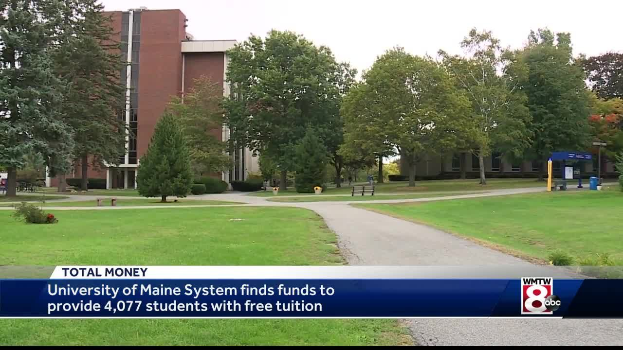 University Of Maine Tuition >> More Than 4 000 Umaine System Students Receive Free Tuition