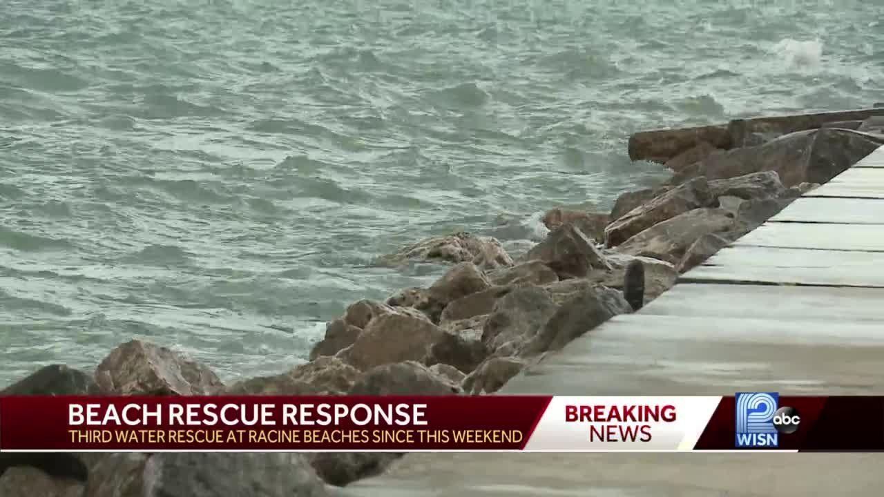 Three Beach Incidents in Three Days