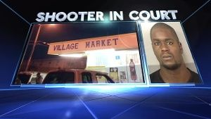 Man accused in deadly Belle Glade shooting makes first appearance