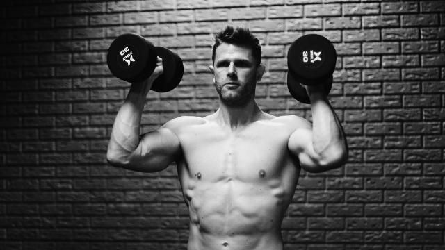 Blast Your Entire Upper-Body With These 4 Moves