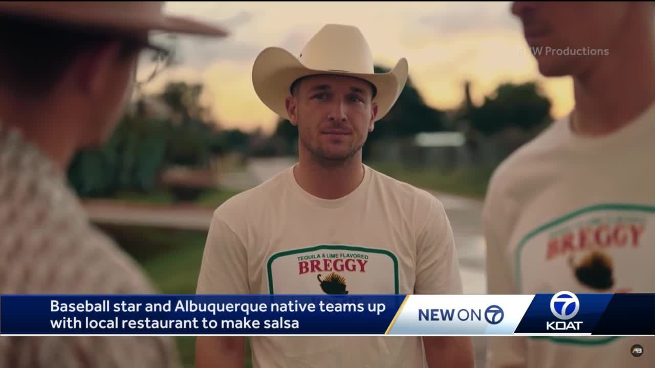 From home plate to your plate, NM star makes salsa