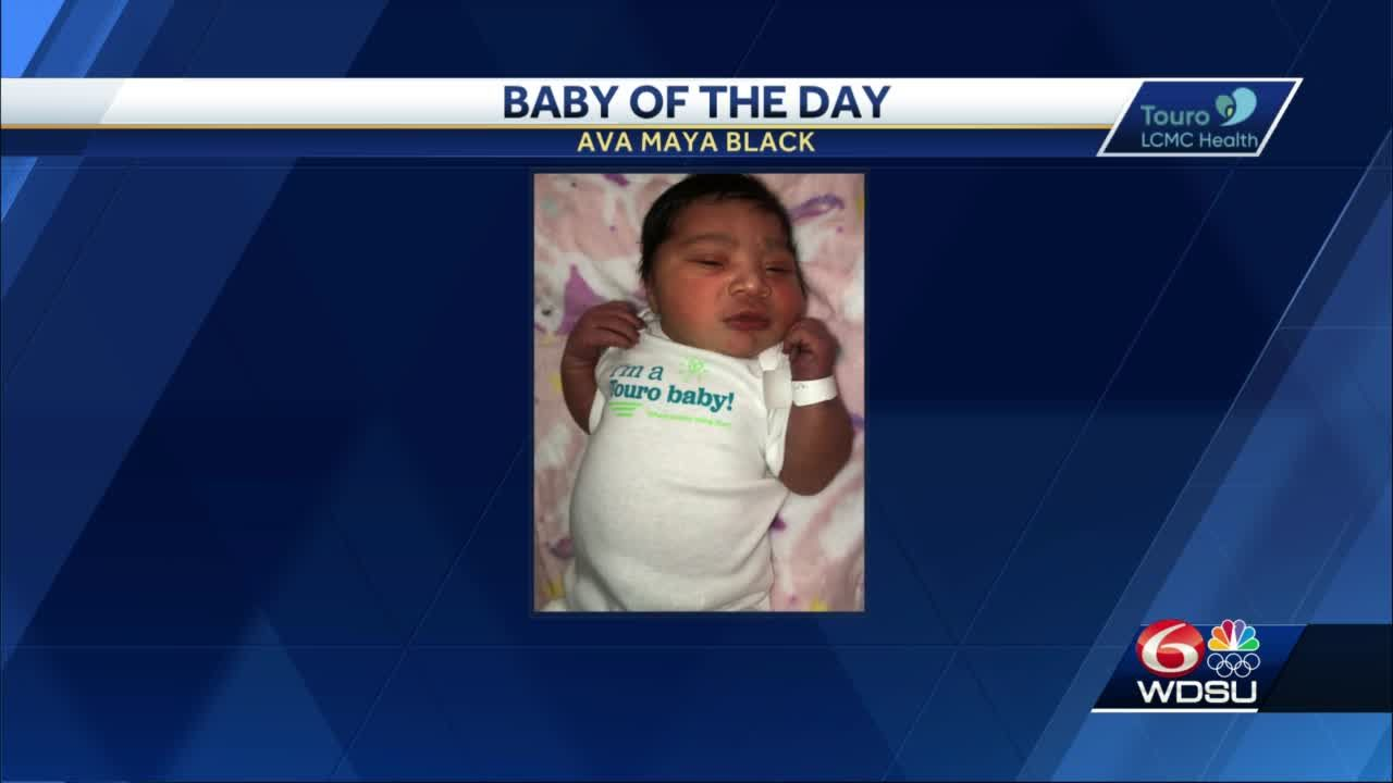 WDSU Baby of the Day for January 26, 2021