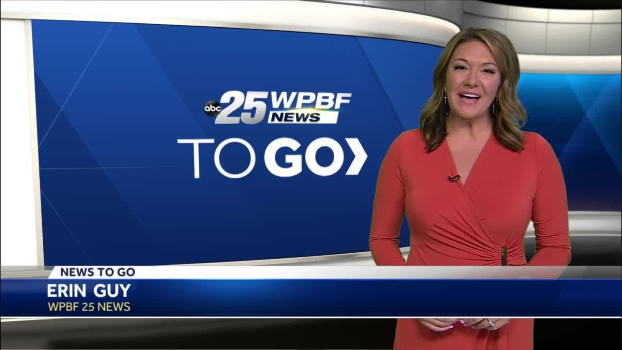 WPBF 25 News to Go - Wednesday, June 15