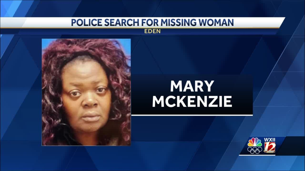Eden police searching for missing woman connected to shopping center shooting that sent person to hospital