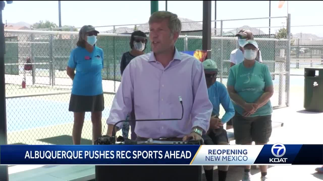 New Mexico Open Pickleball Tournament coming back to Albuquerque
