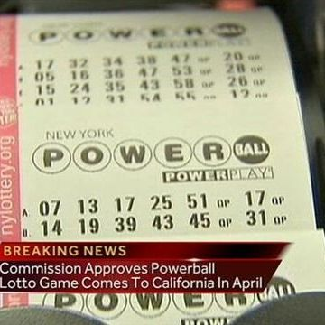 California lottery commision approves Powerball