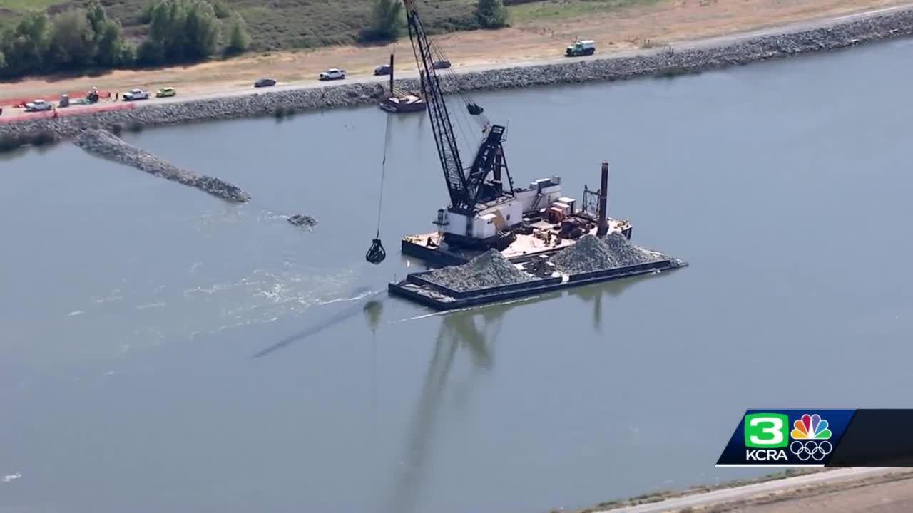 Sacramento-San Joaquin Delta contamination concerns prompt emergency drought barrier