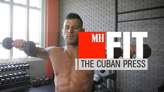 How to Do the Cuban Press