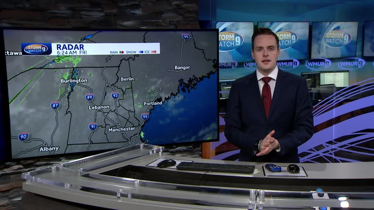Video: Showers, thunder today