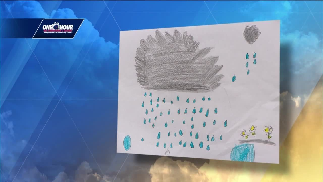Margaret's Weather Picture for April 16, 2021