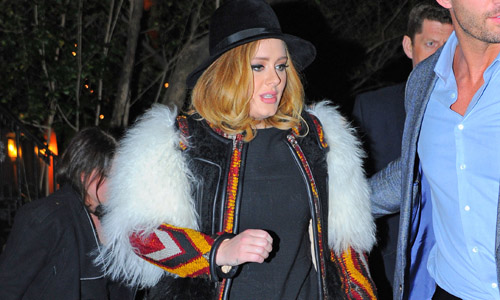 Adele Is Reportedly 'Getting Ready Physically and Emotionally' to Promote New Music 'Later This Year'