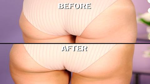 tight ass in panties