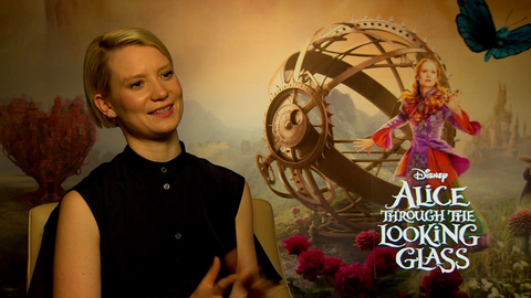 Mia Wasikowska Up For Returning For Alice 3