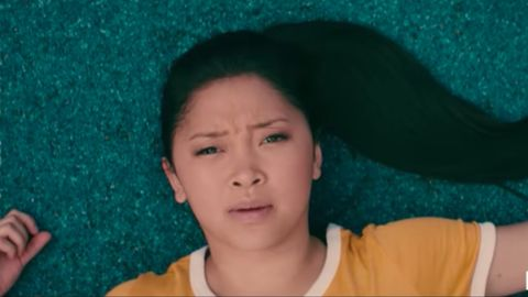 To All The Boys I've Loved Before sequel, P S  I Still Love You