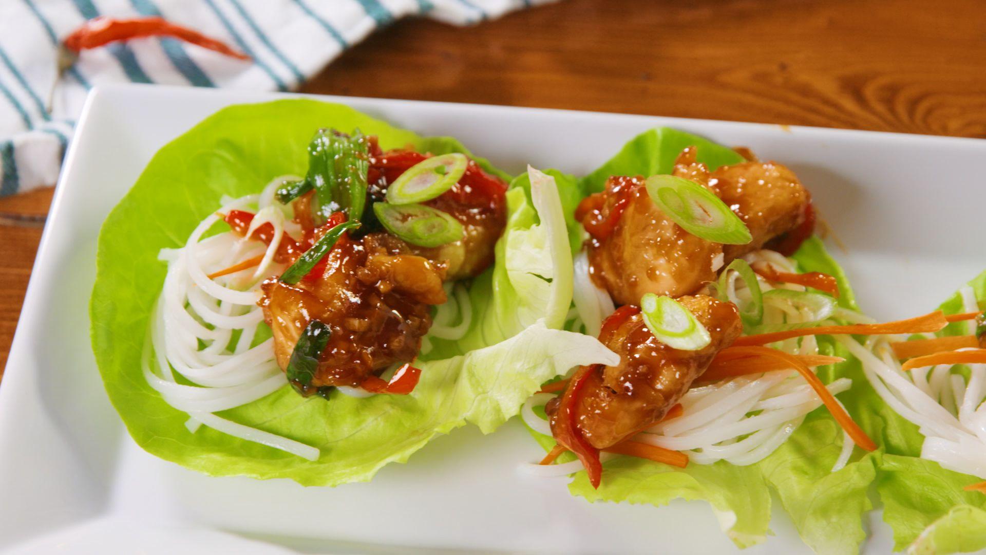 Mongolian Chicken Stir Fry