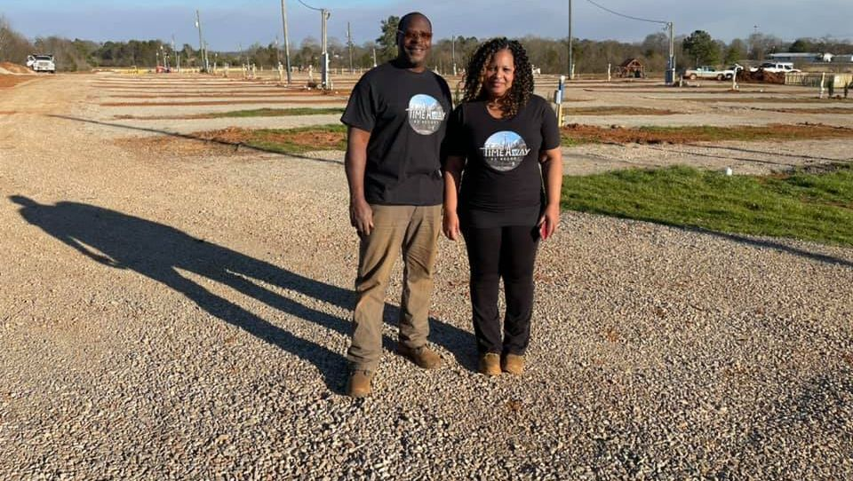 Ohio couple opens Alabama's first Black-owned RV resort near Talladega Superspeedway
