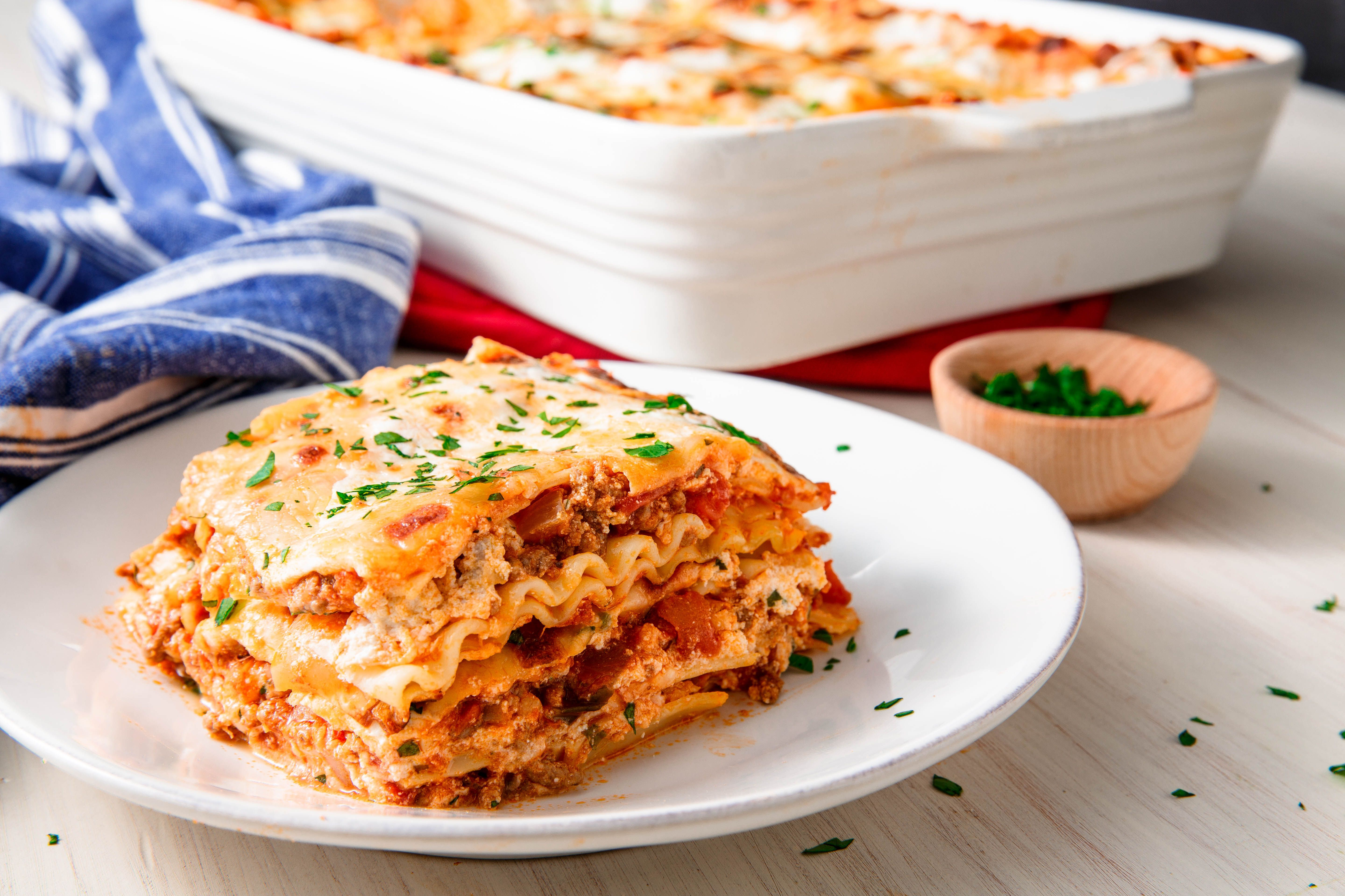 Classic Lasagna Recipe How To Make Lasagna