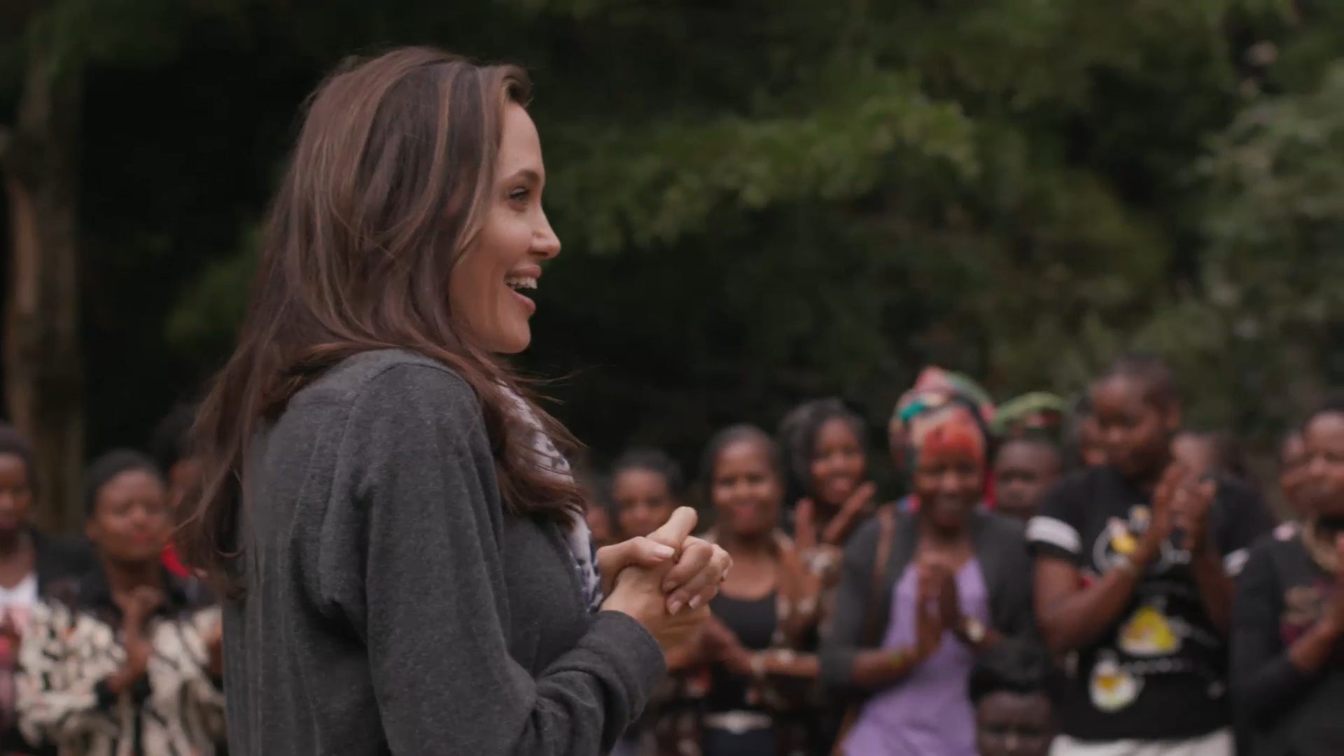 Angelina Jolie Confirms Marvel Superhero Role at Comic-Con San Diego