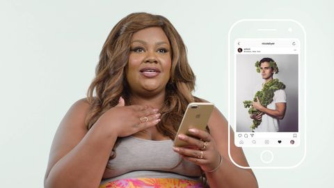 Who Is Wes From Netflix S Nailed It How Nailed It Cast Member Nicole Byer Made Wes Famous