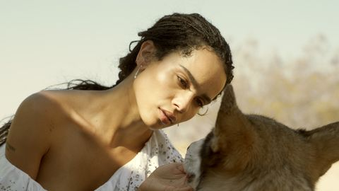 """Zoe Kravitz on diversity and """"being unapologetically"""
