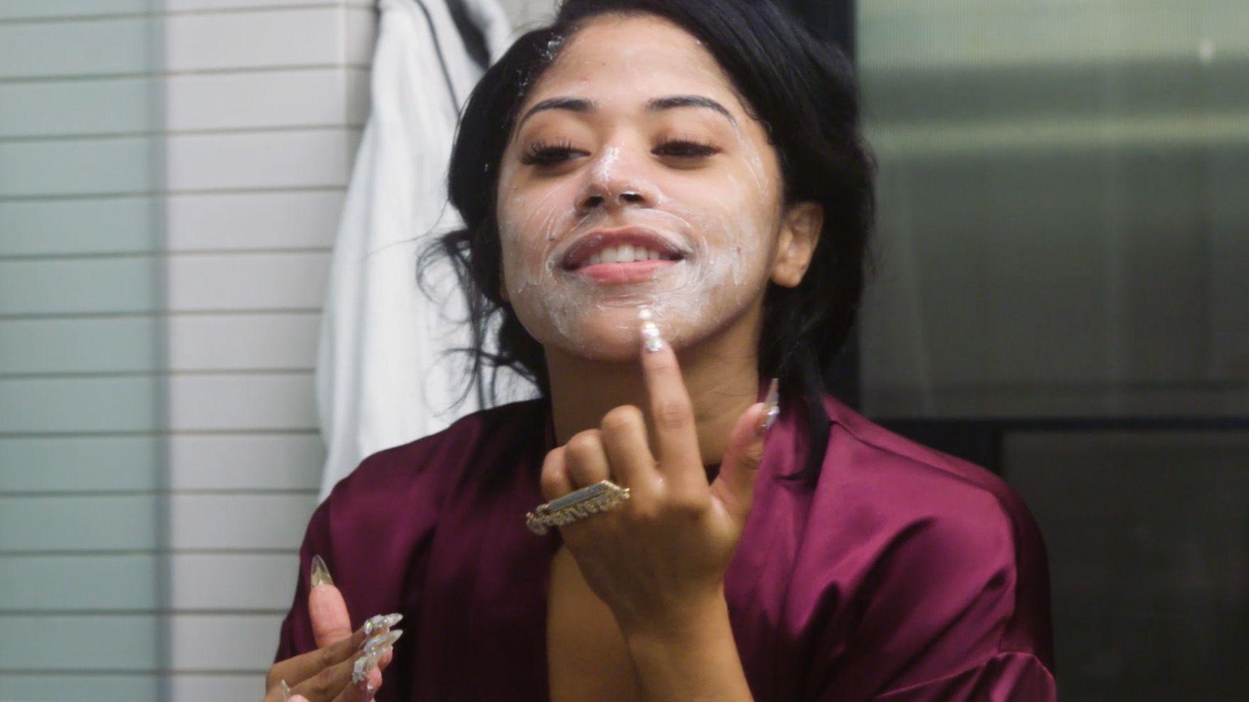 Hennessy Carolinas Nighttime Skincare Routine