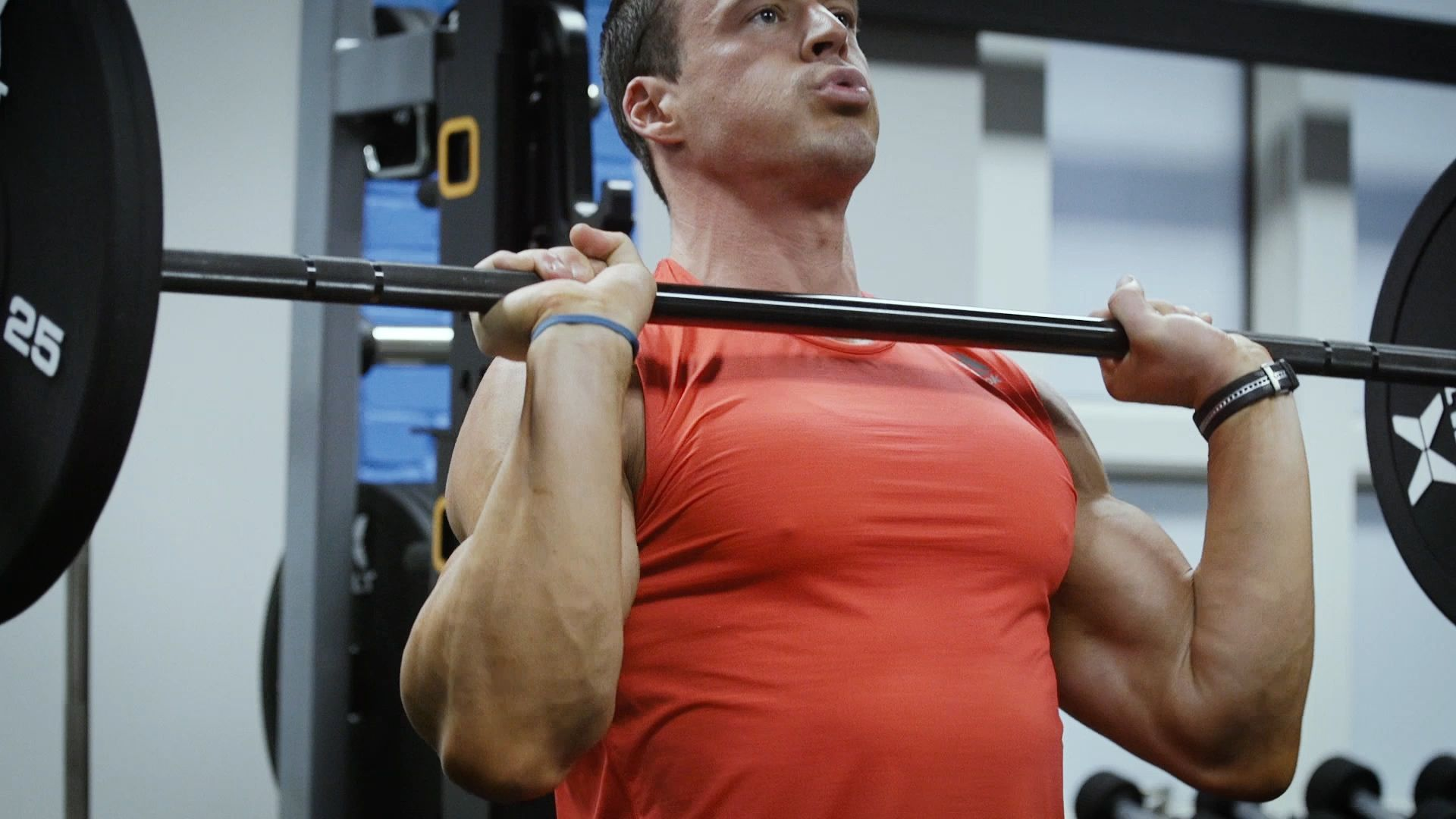Shoulder Workouts: Get Shoulders Like Sylvester Stallone With This Action Hero Jacked Workout
