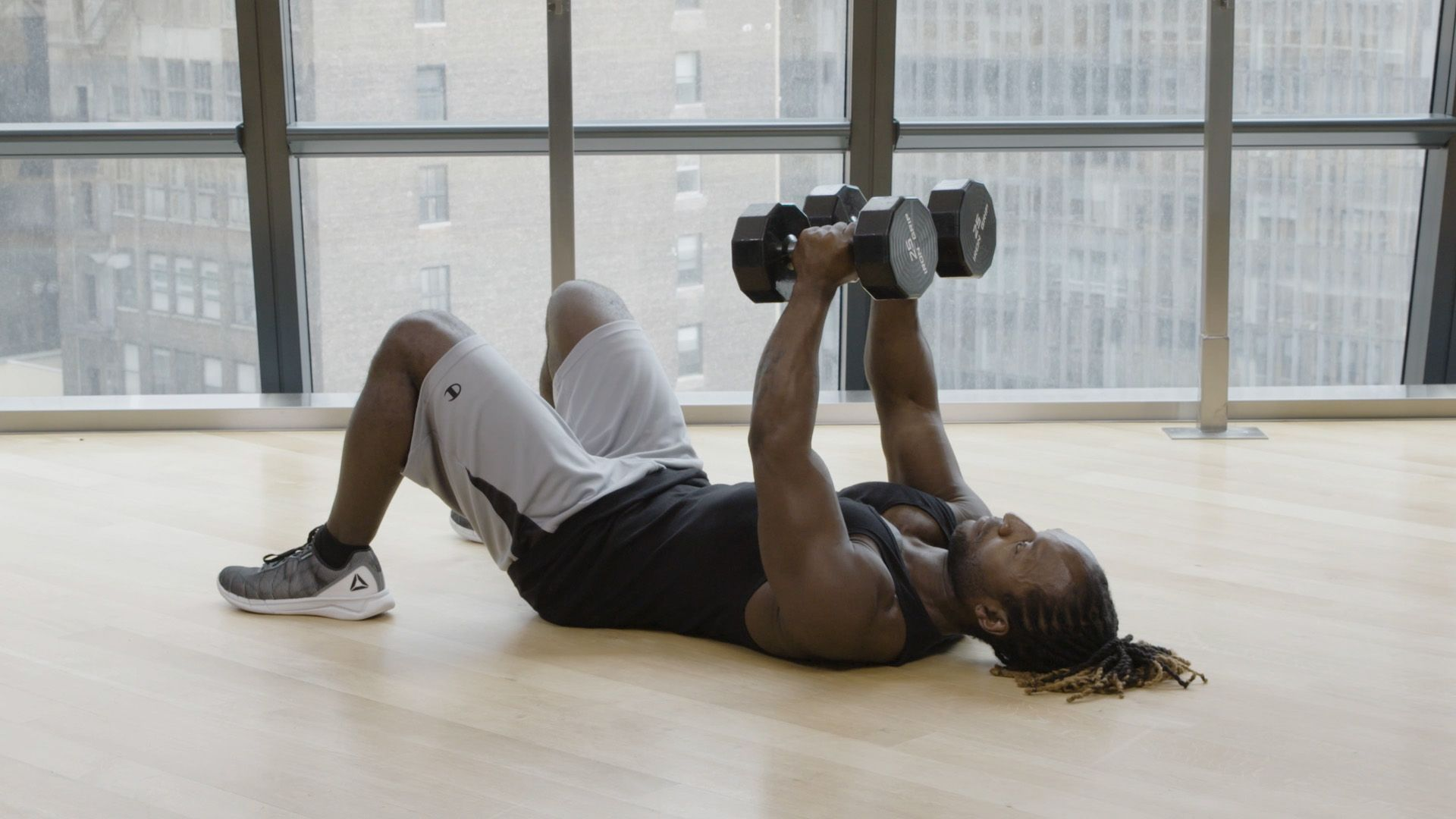 Build Muscle in 30 Minutes With This Workout