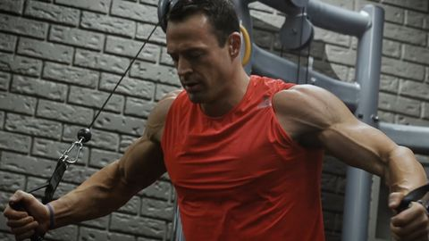 Chest and Tricep Workout: 9 Moves, Huge Gains