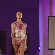 Fashion, Fashion show, Fashion model, Model, Fashion design, Runway, Event, Haute couture, Competition, Dress,