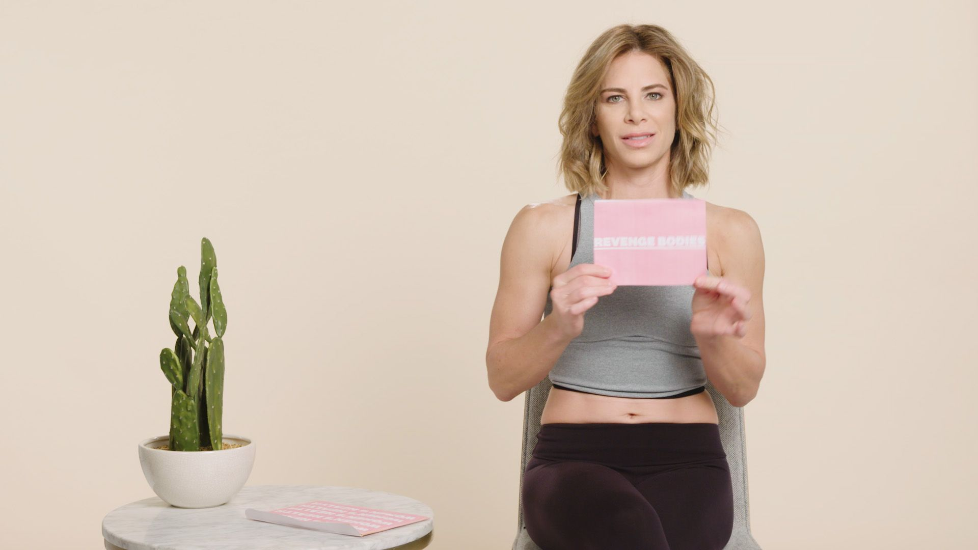 Jillian Michaels Just Posted a Video Challenging Al Roker to a Keto Diet Debate