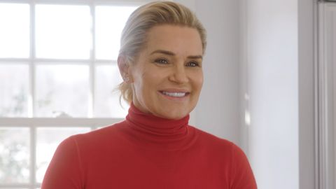 Yolanda Hadid Just Revealed That She Removed All Her Botox, Fillers