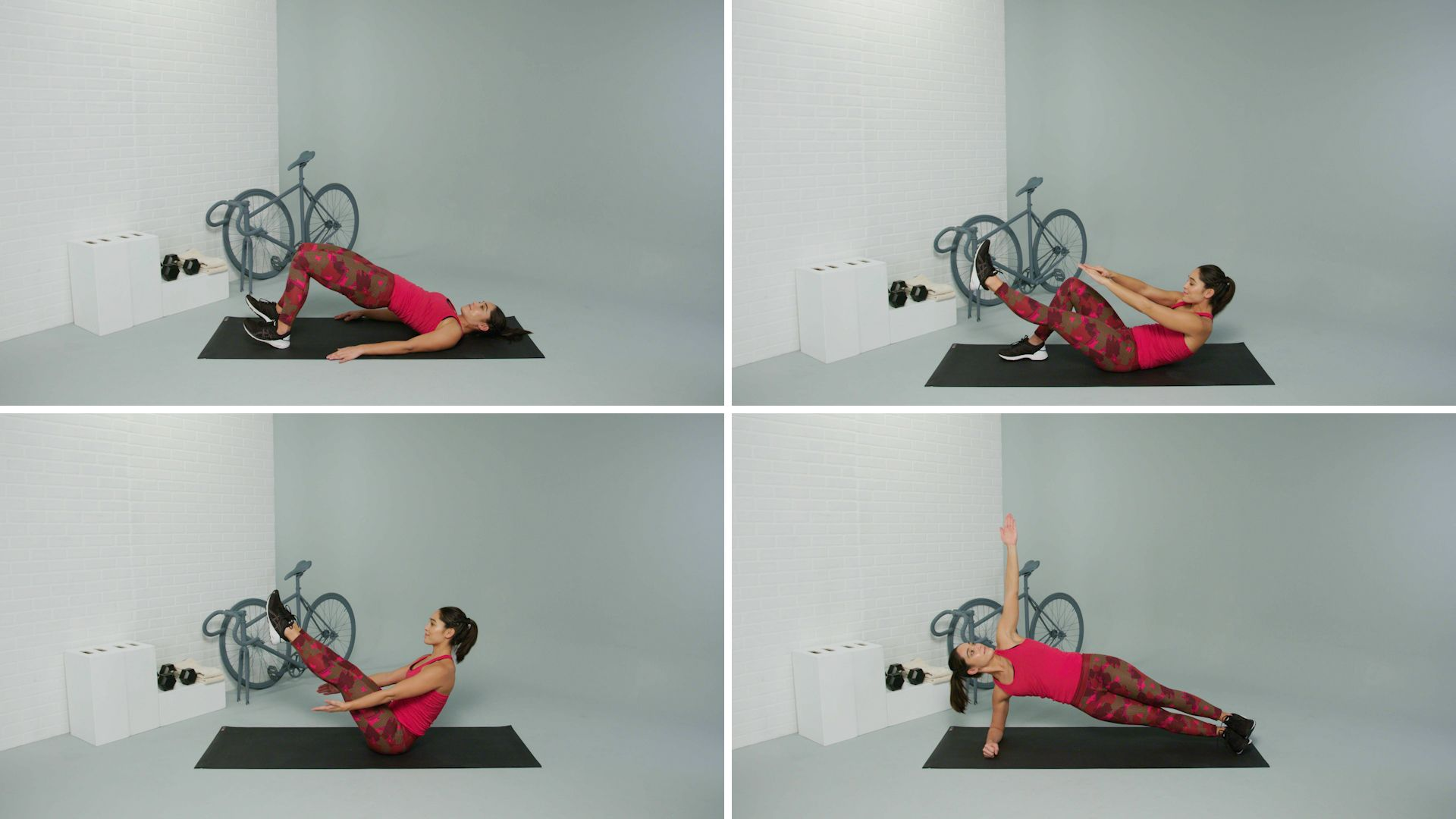 Best Ab Exercises Best Core Exercises For Cyclists