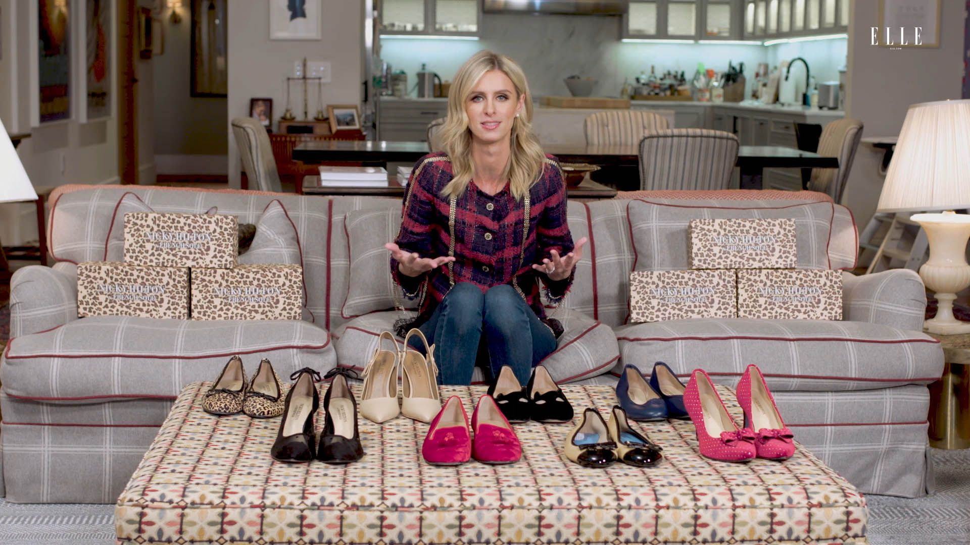 Nicky Hilton Is Making Shoes with French Sole for Uptown Girls